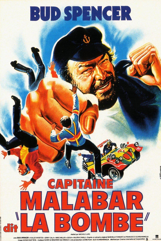 Capitaine Malabar dit 'La Bombe'