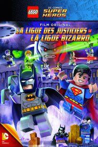 La Ligue des Justiciers vs La Ligue Bizarro