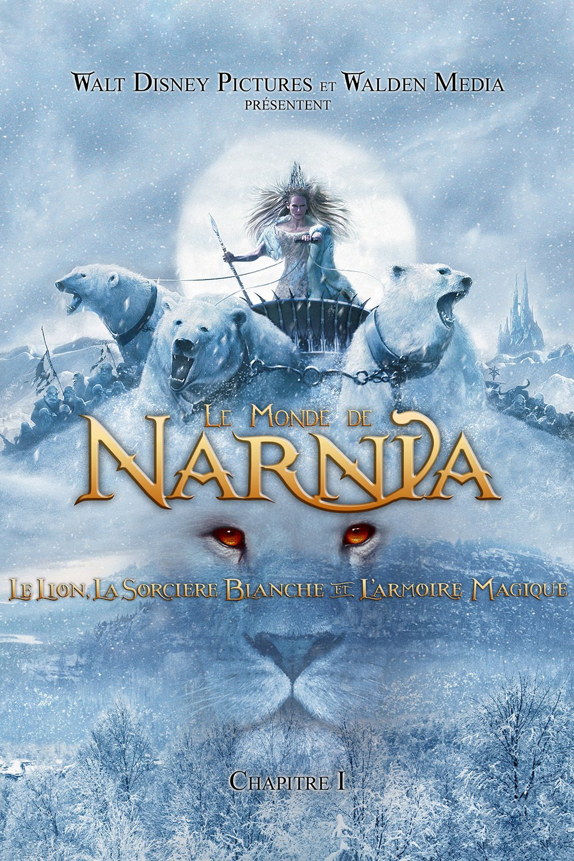 Le monde de Narnia, chapitre 1 – Le lion, la sorcière blanche et l'armoire magique