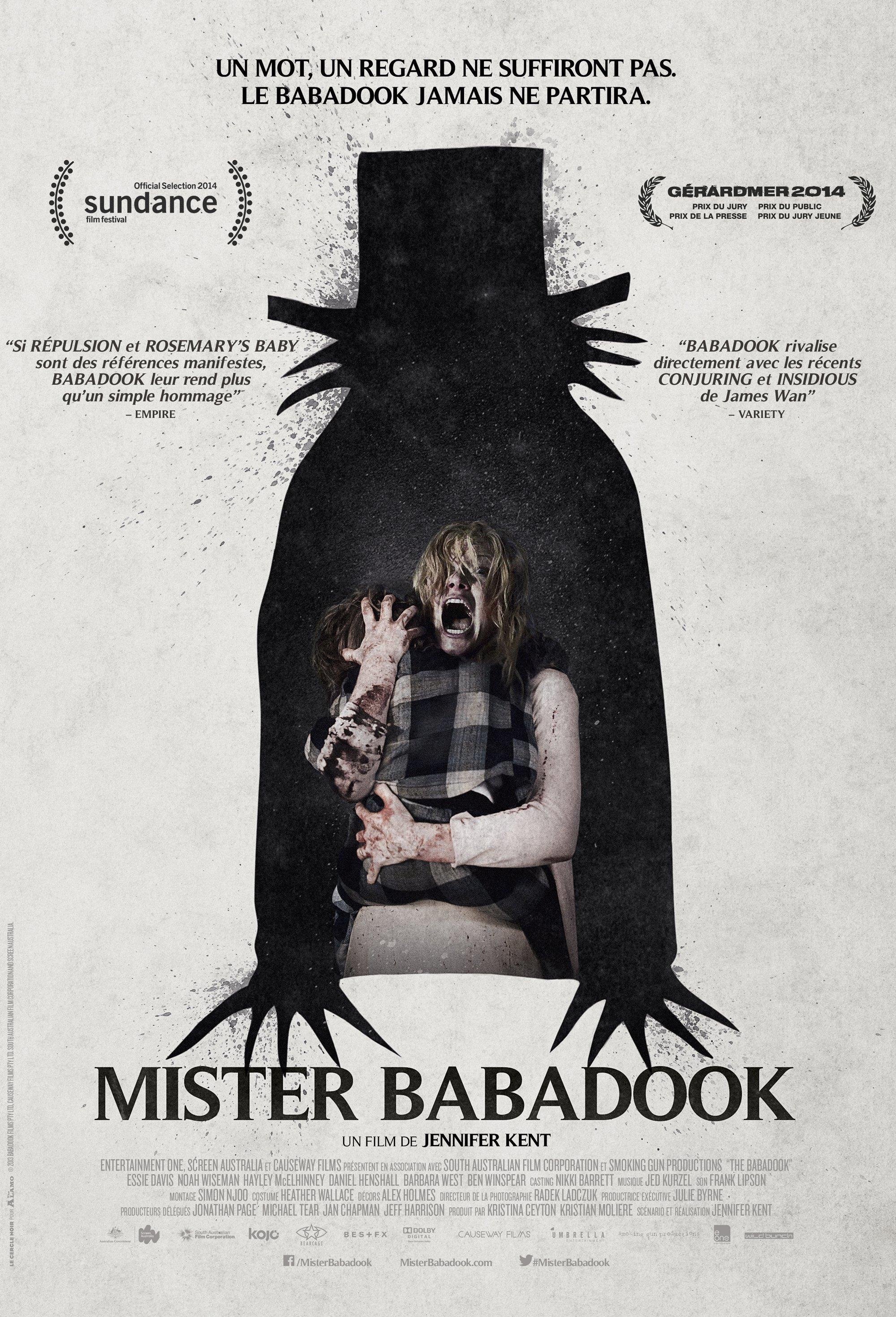 Regarder Mister Babadook en streaming gratuit