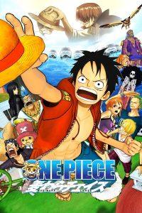 One Piece 3D: À la poursuite du chapeau de paille
