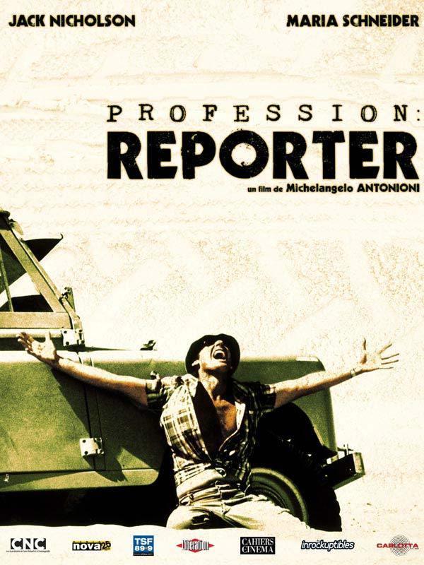 Regarder Profession : reporter en streaming gratuit
