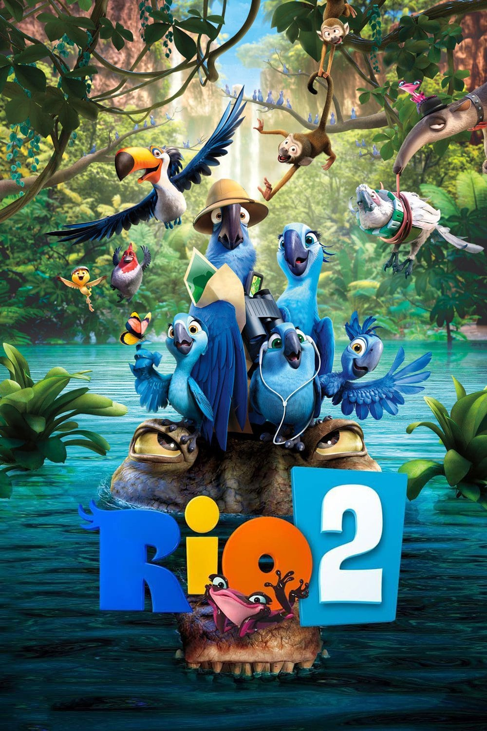 Regarder Rio 2 en streaming gratuit
