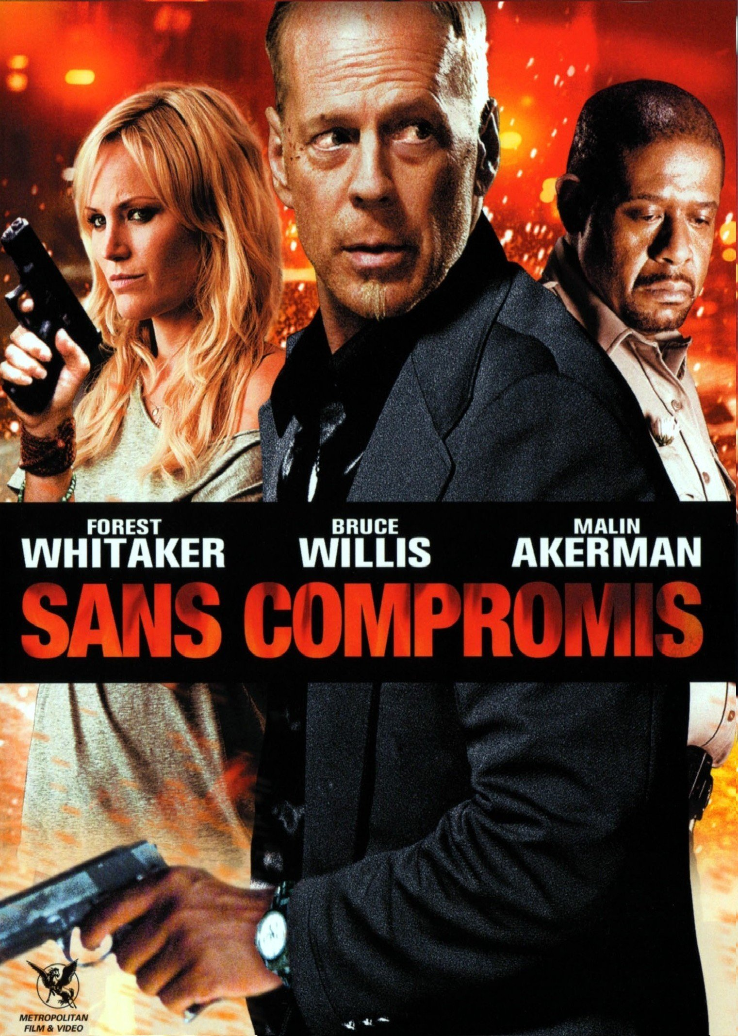 Regarder Sans compromis en streaming gratuit