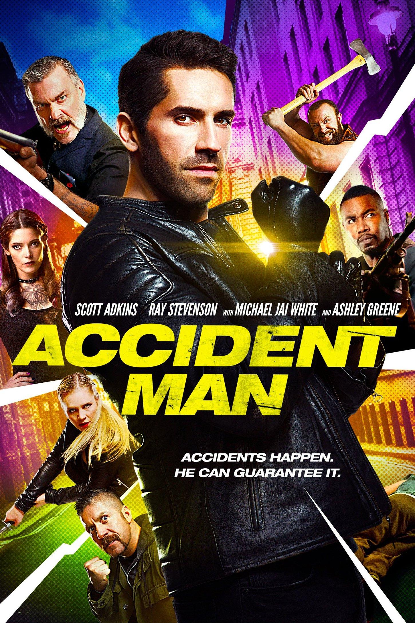 Regarder Accident Man en streaming gratuit