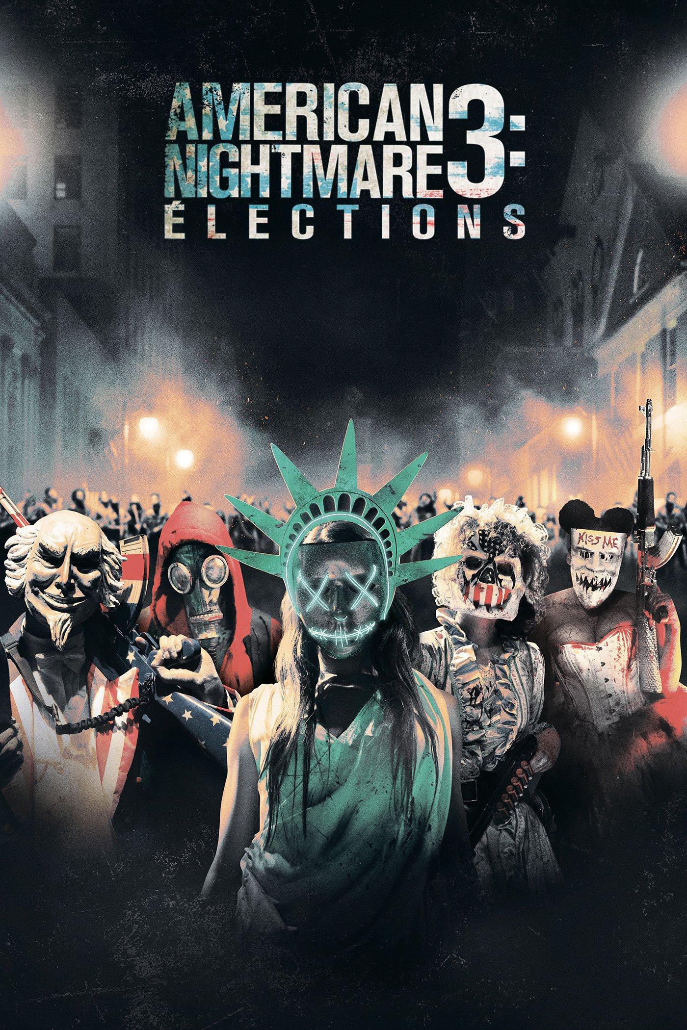 Regarder American Nightmare 3 : Élections en streaming gratuit