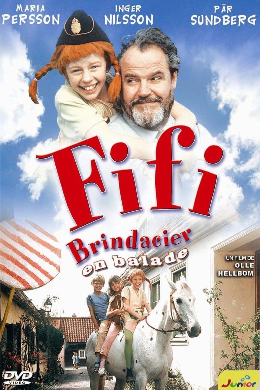 Fifi Brindacier en balade