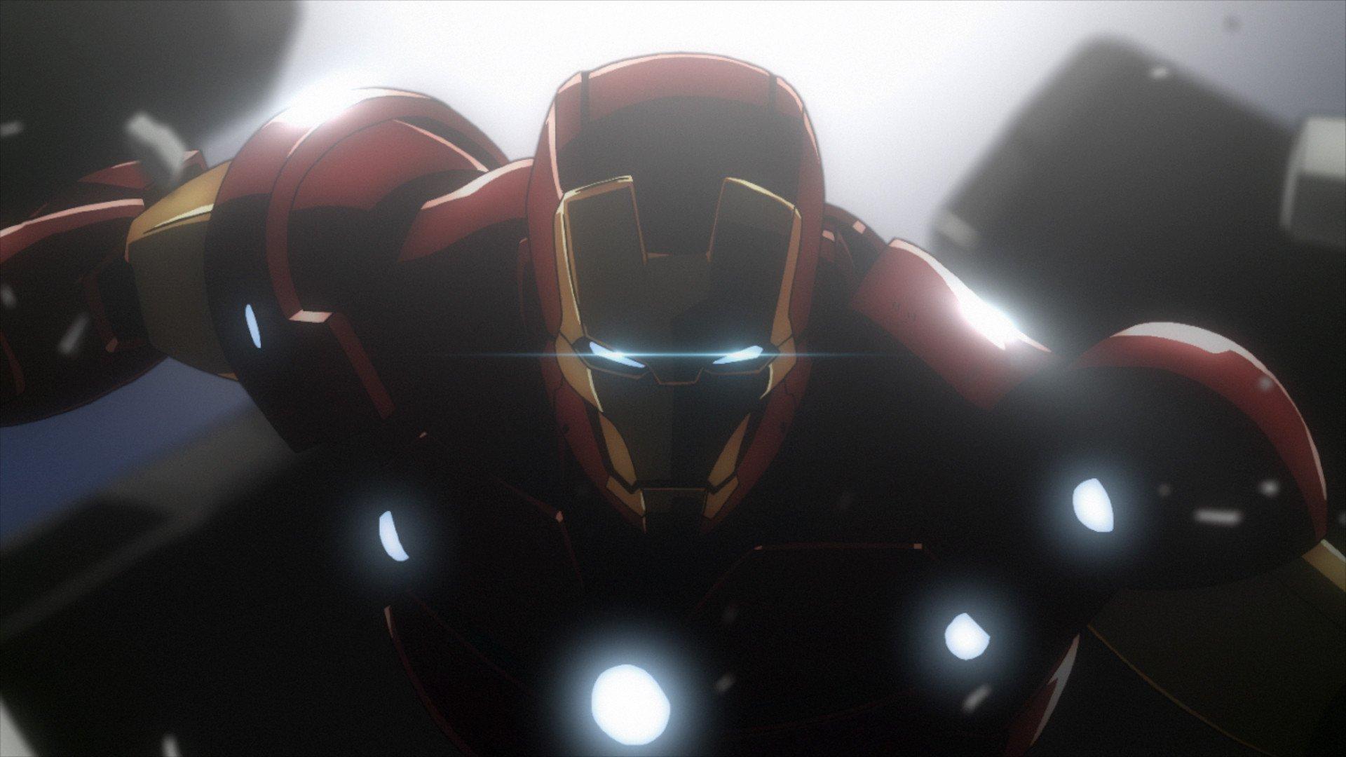 Regarder Iron Man : L'Attaque des Technovores en streaming gratuit