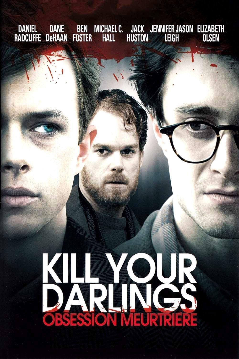 Kill your darlings – Obsession meurtrière