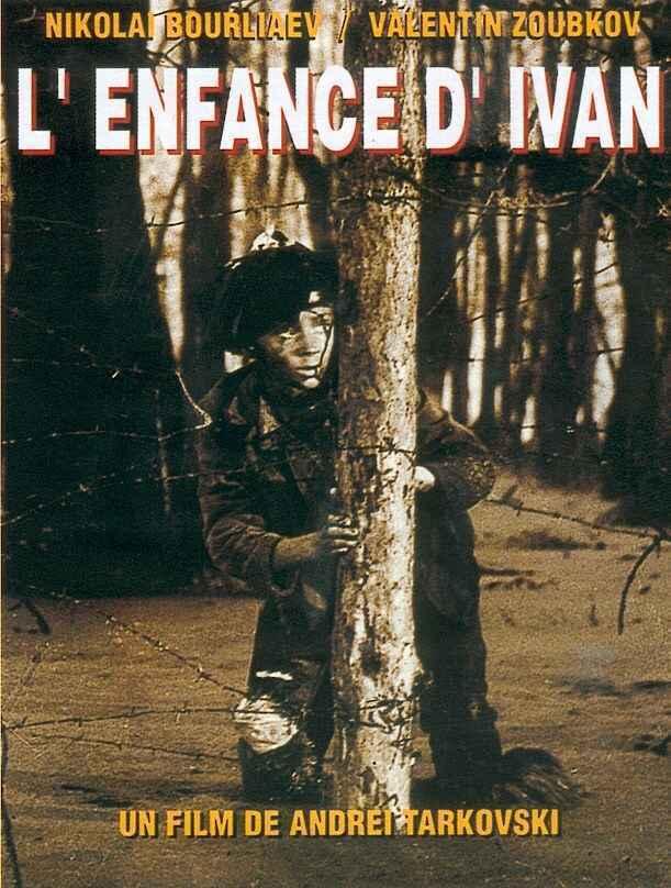 Regarder L'enfance d'Ivan en streaming gratuit