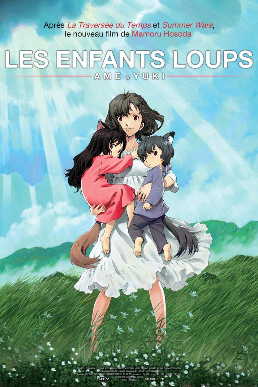 Regarder Les Enfants loups, Ame et Yuki en streaming gratuit