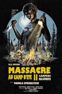 Massacre au camp d'été 2