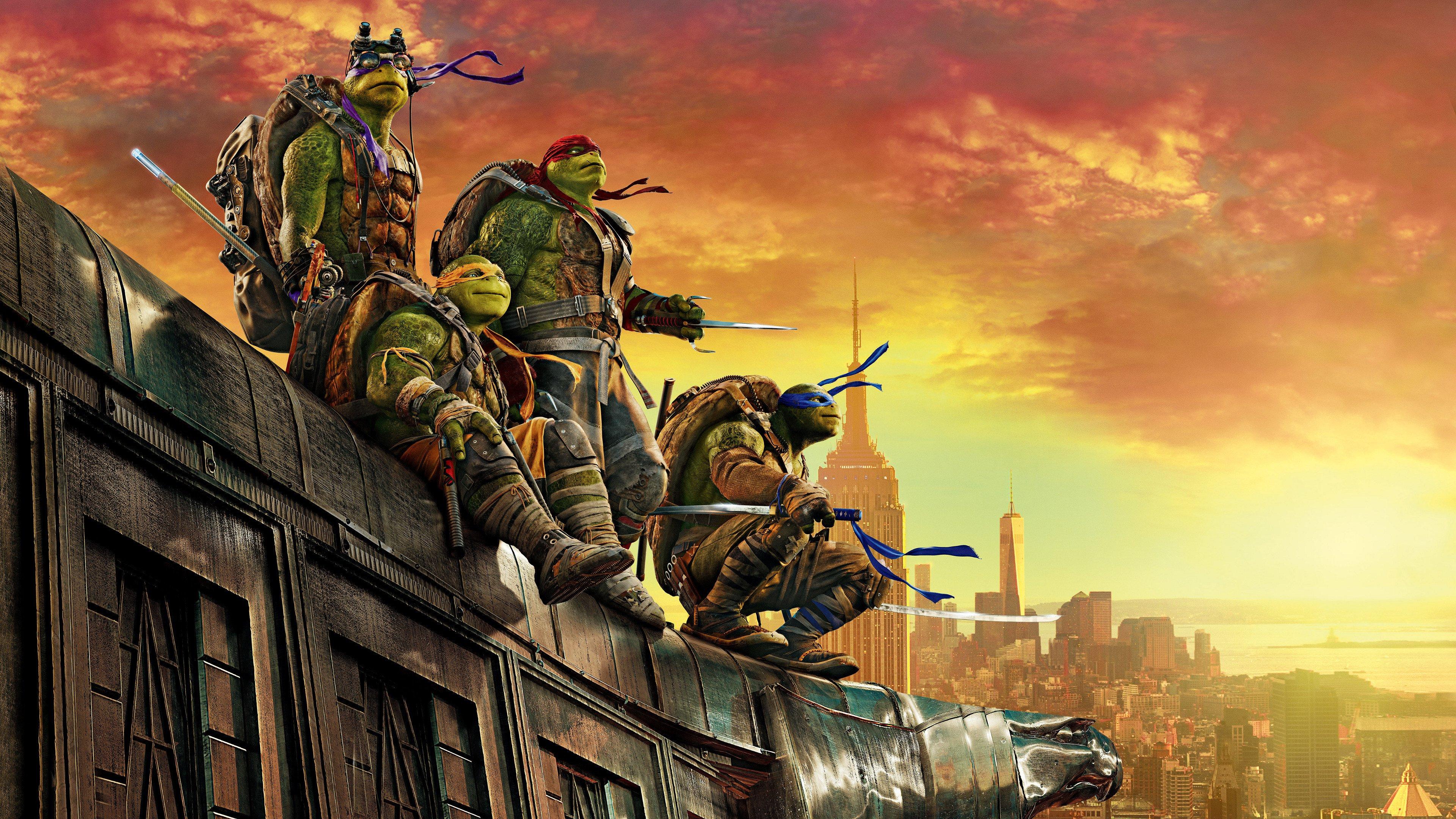 Regarder Ninja Turtles 2 en streaming gratuit