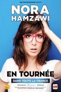 Nora Hamzawi en direct du Casino de Paris
