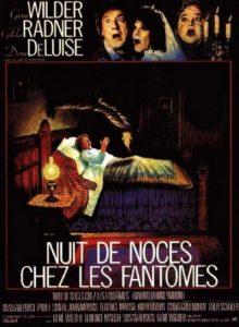 Nuit de noces chez les fantômes