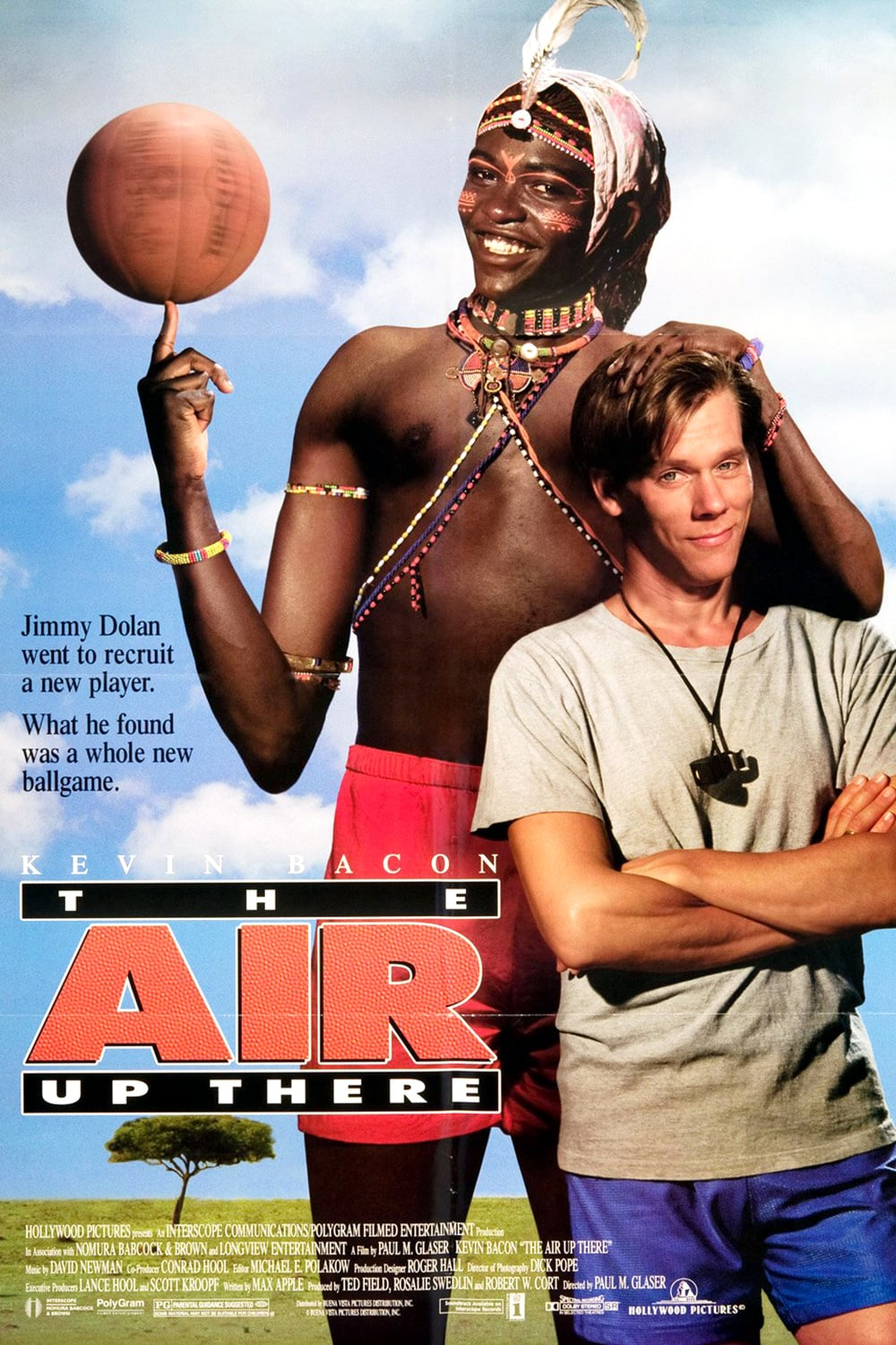 Regarder The Air Up There en streaming gratuit