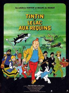 Tintin et le lac aux requins