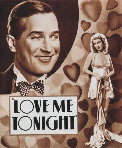 Aimez-moi ce soir