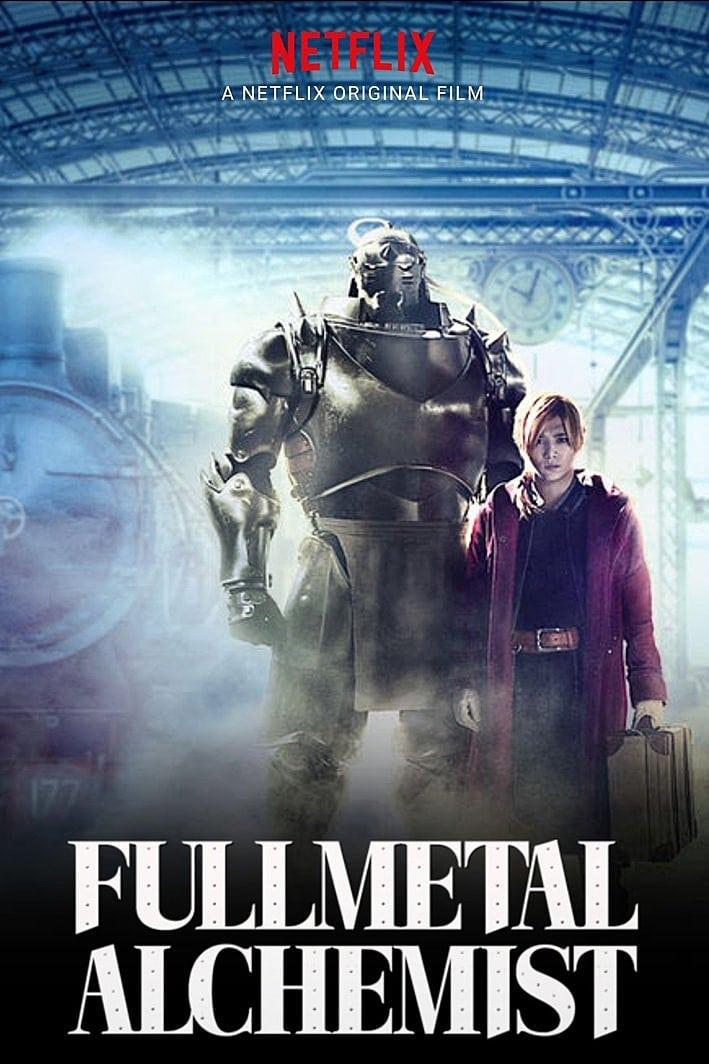 Regarder Fullmetal Alchemist en streaming gratuit