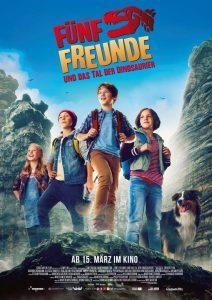 Fünf Freunde – Im Tal der Dinosaurier