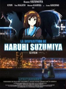 La disparition de Haruhi Suzumiya