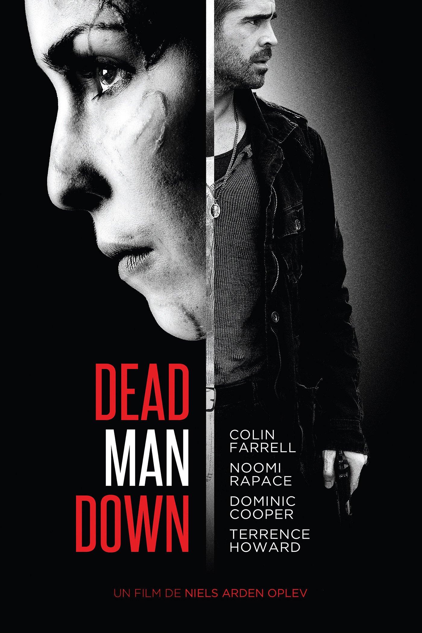 dead man down film complet en streaming vf hd. Black Bedroom Furniture Sets. Home Design Ideas