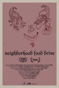 Neighborhood Food Drive