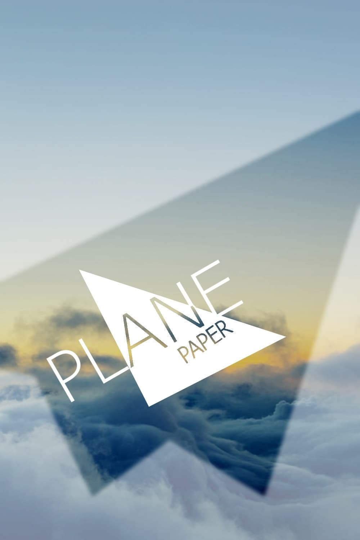Plane Paper
