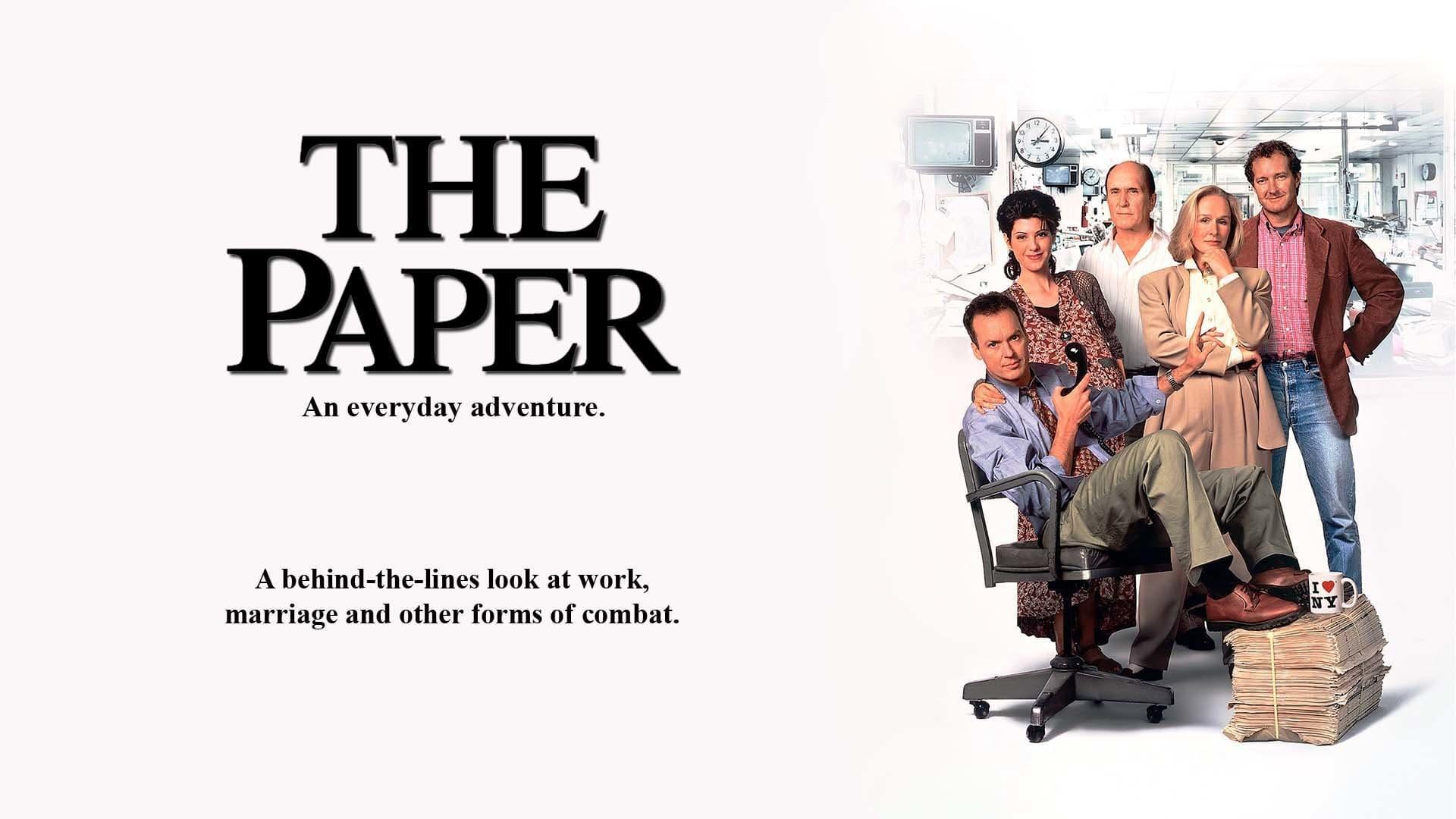 Regarder Le journal en streaming gratuit