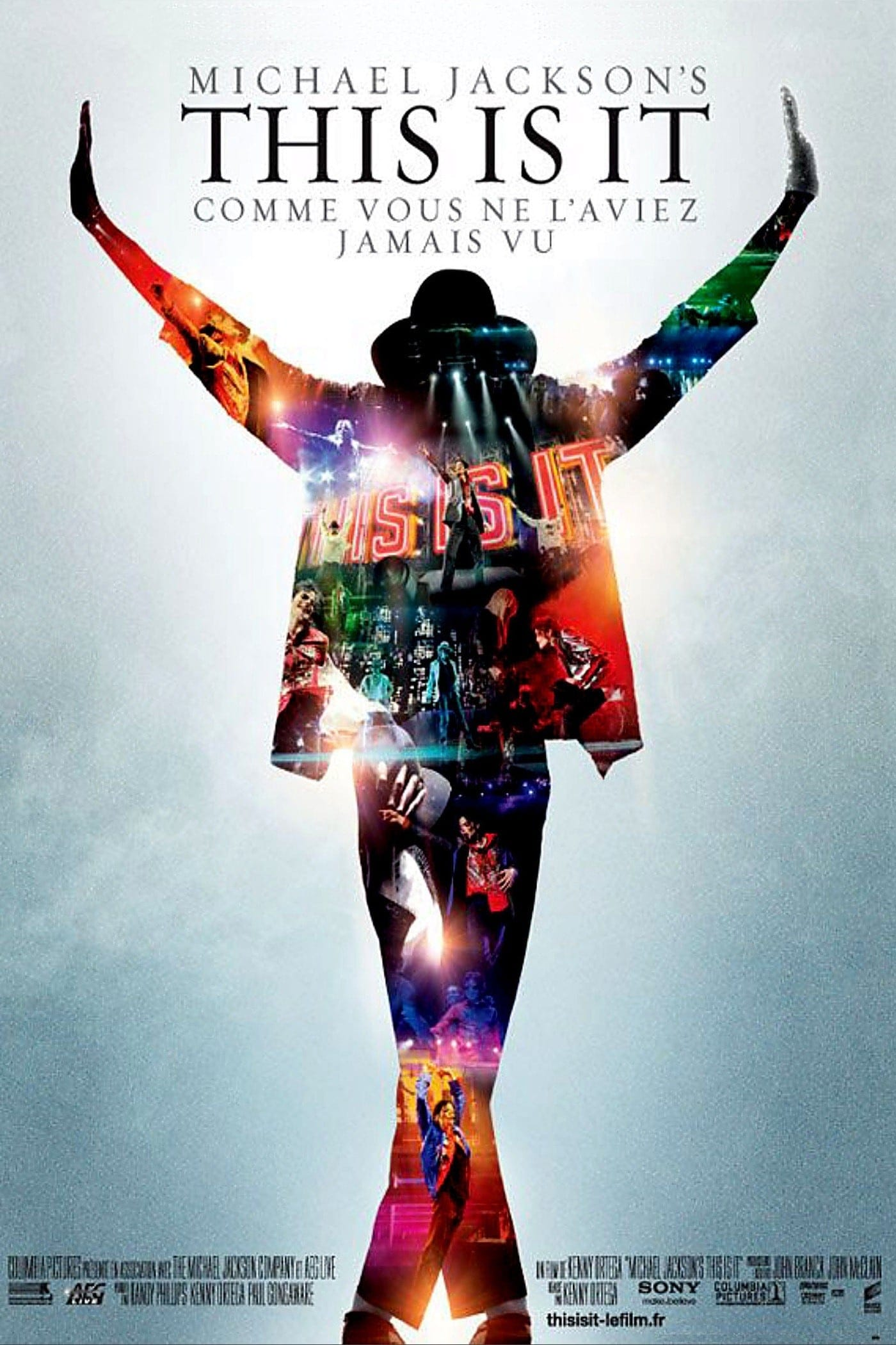Michael Jackson's – This is it