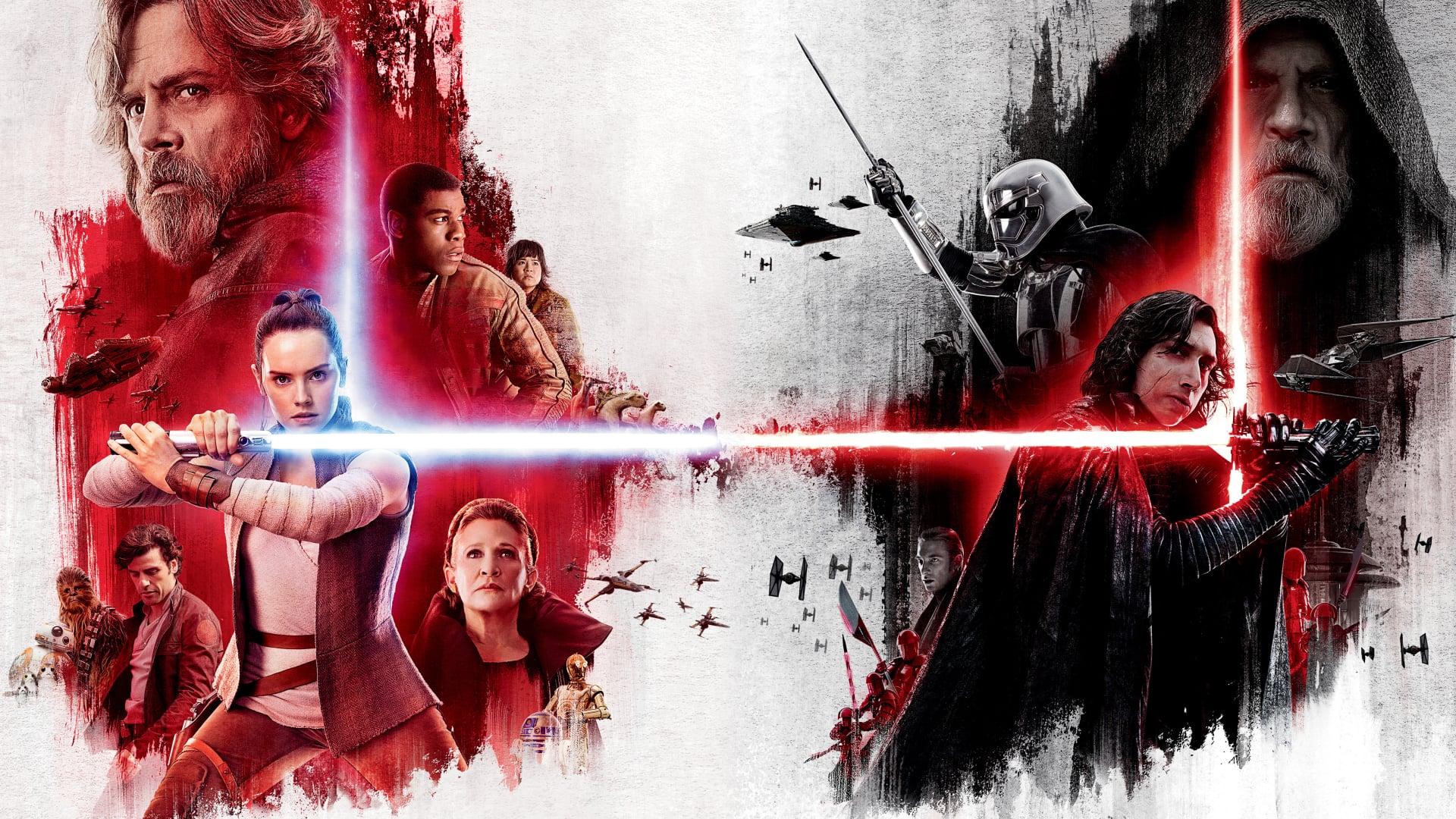 Regarder Star Wars, épisode VIII : Les Derniers Jedi en streaming gratuit