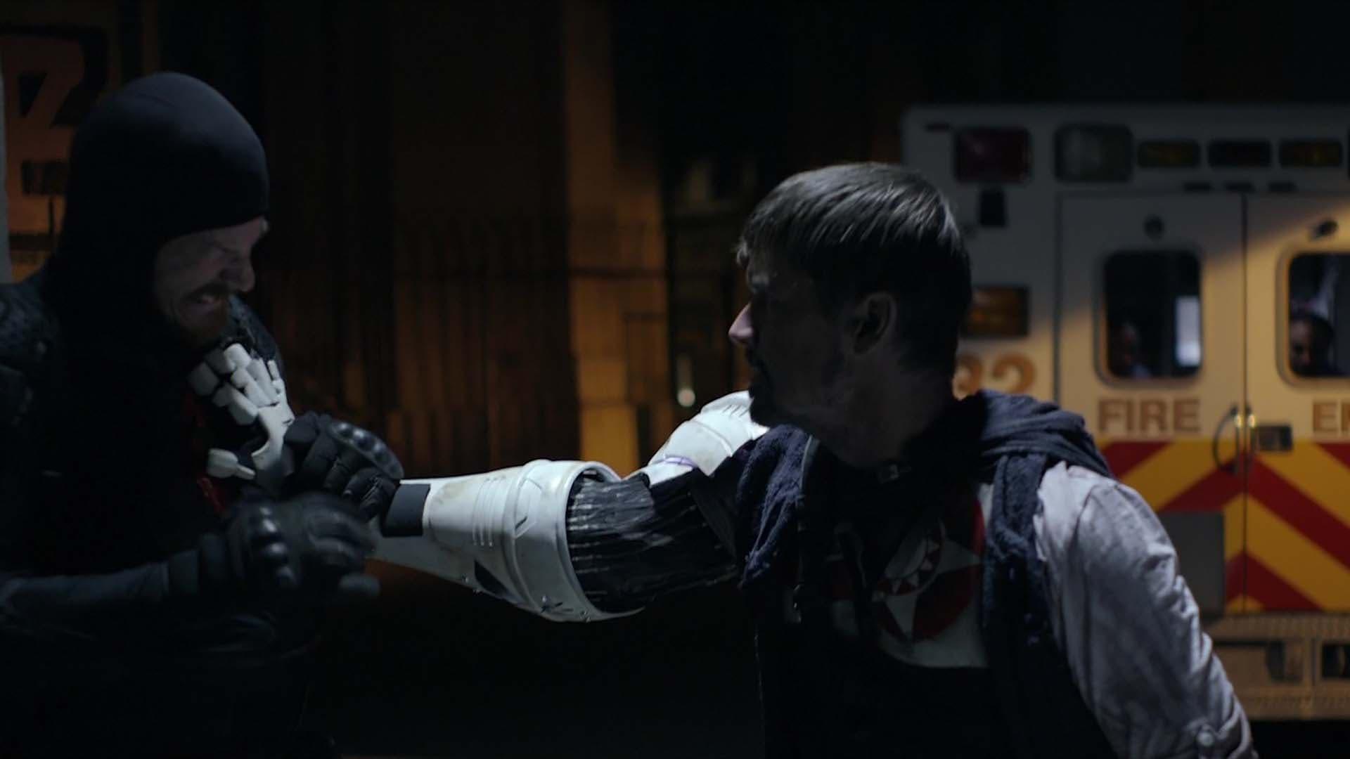 Regarder Iron Arm: Le Justicier de fer en streaming gratuit