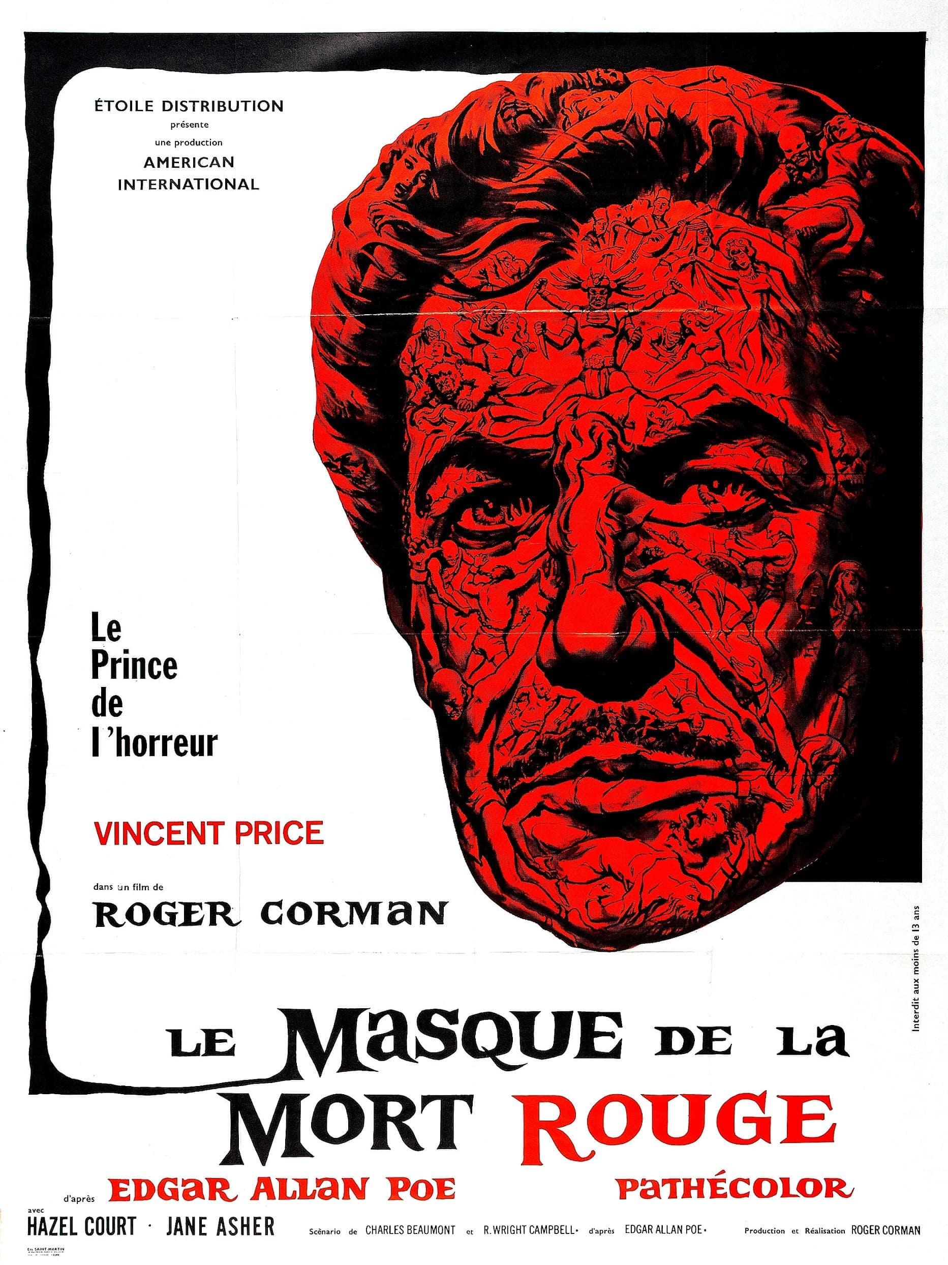 Regarder Le Masque de la mort rouge en streaming gratuit