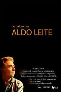 No Palco Com Aldo Leite