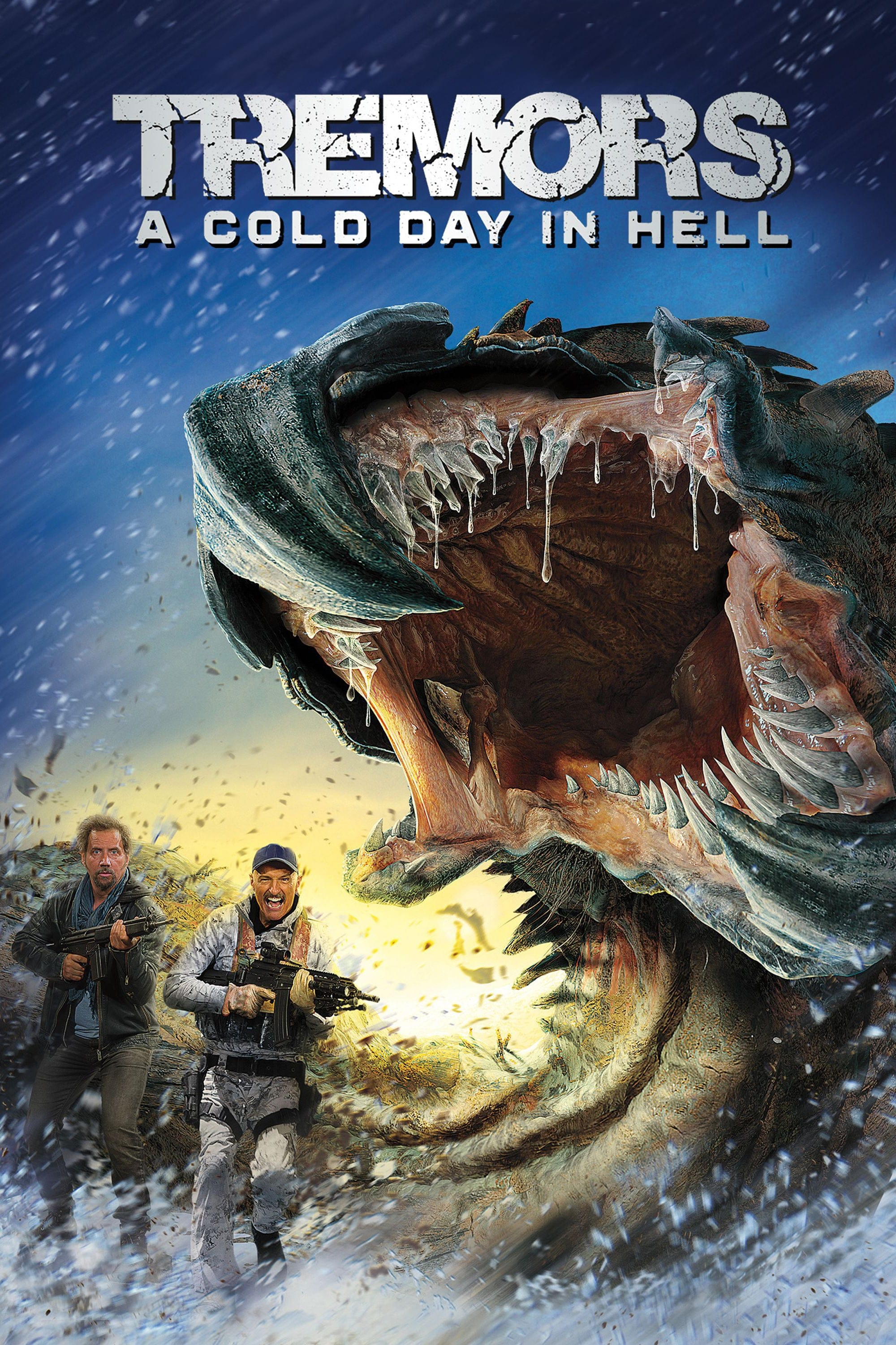 Regarder Tremors 6 – A Cold Day in Hell en streaming gratuit
