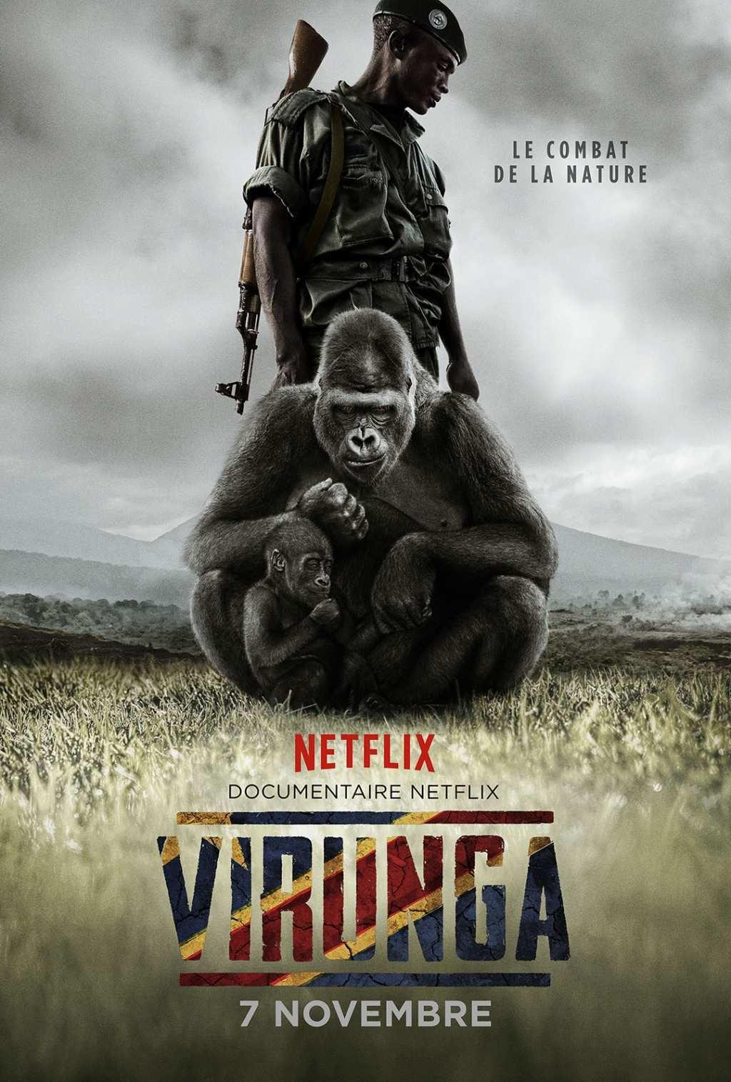 Regarder Virunga en streaming gratuit