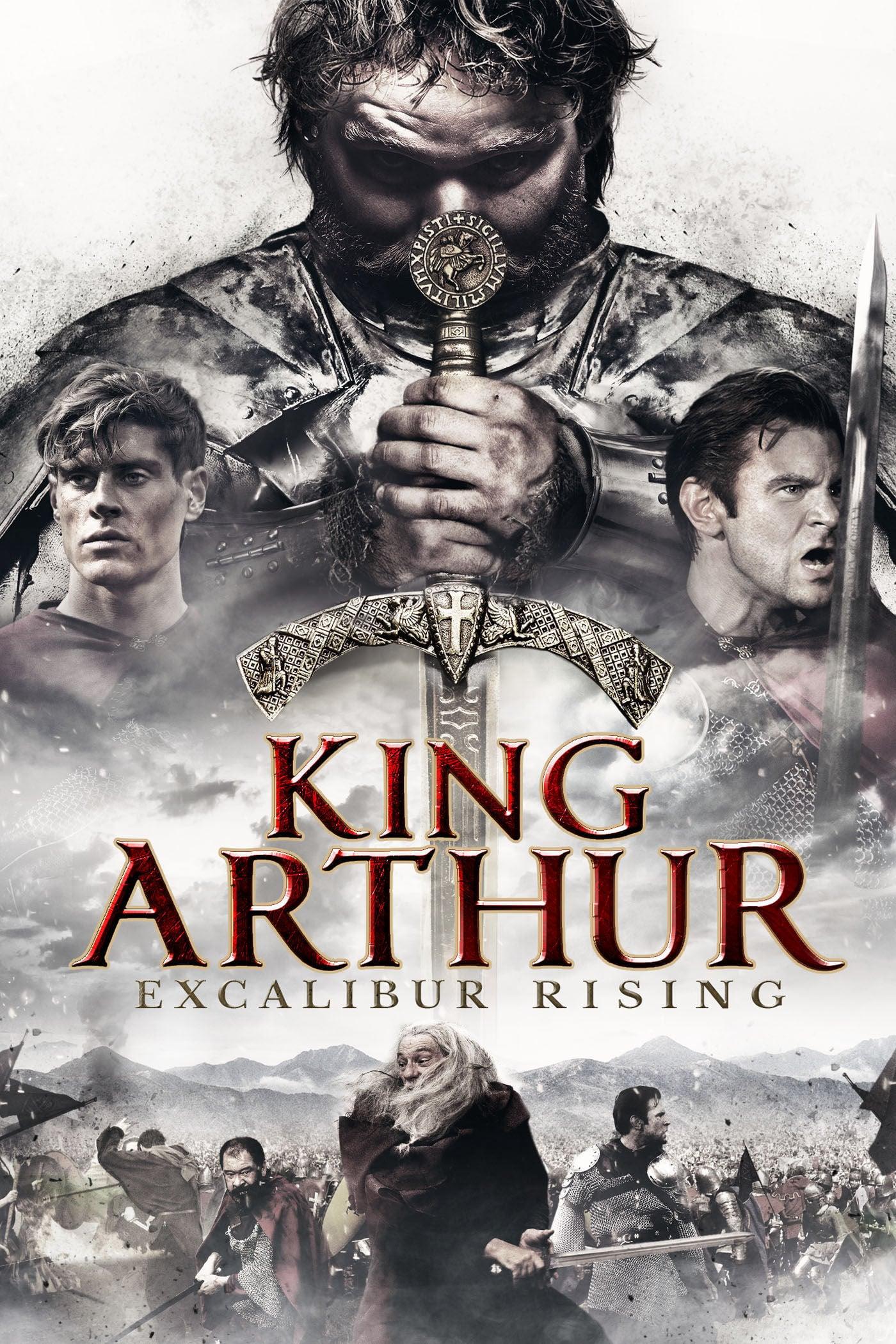 Regarder Le Roi Arthur : Le pouvoir d'Excalibur en streaming gratuit