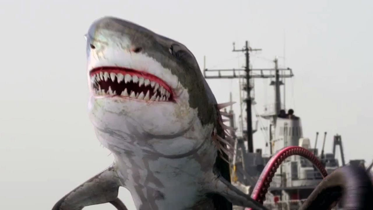 Regarder Sharktopus vs. Whalewolf en streaming gratuit