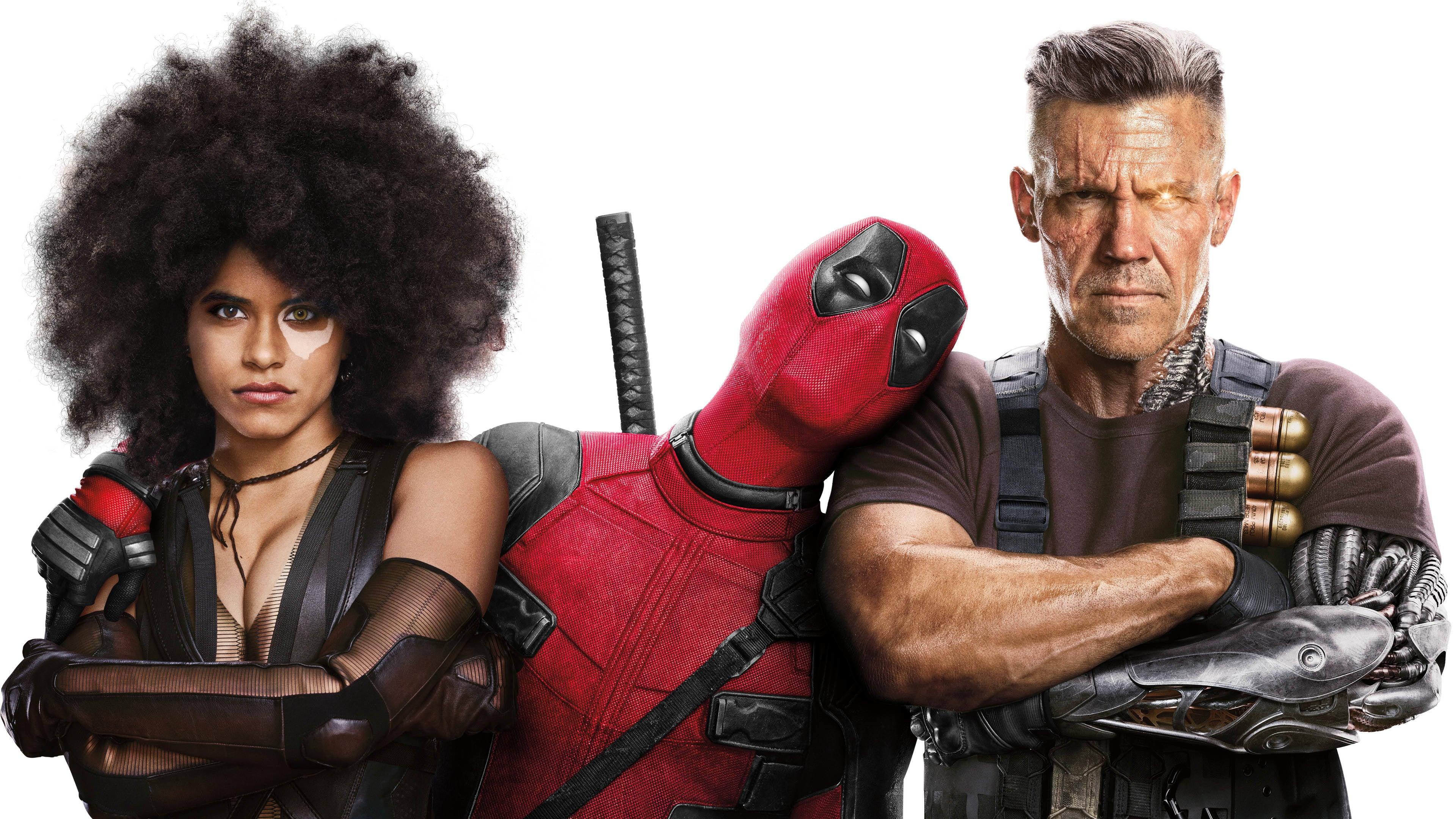 Regarder Deadpool 2 en streaming gratuit