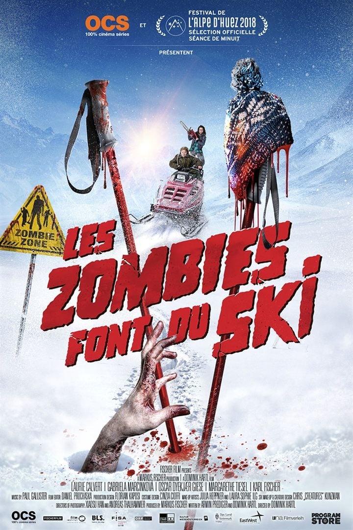 Regarder Les Zombies font du Ski en streaming gratuit