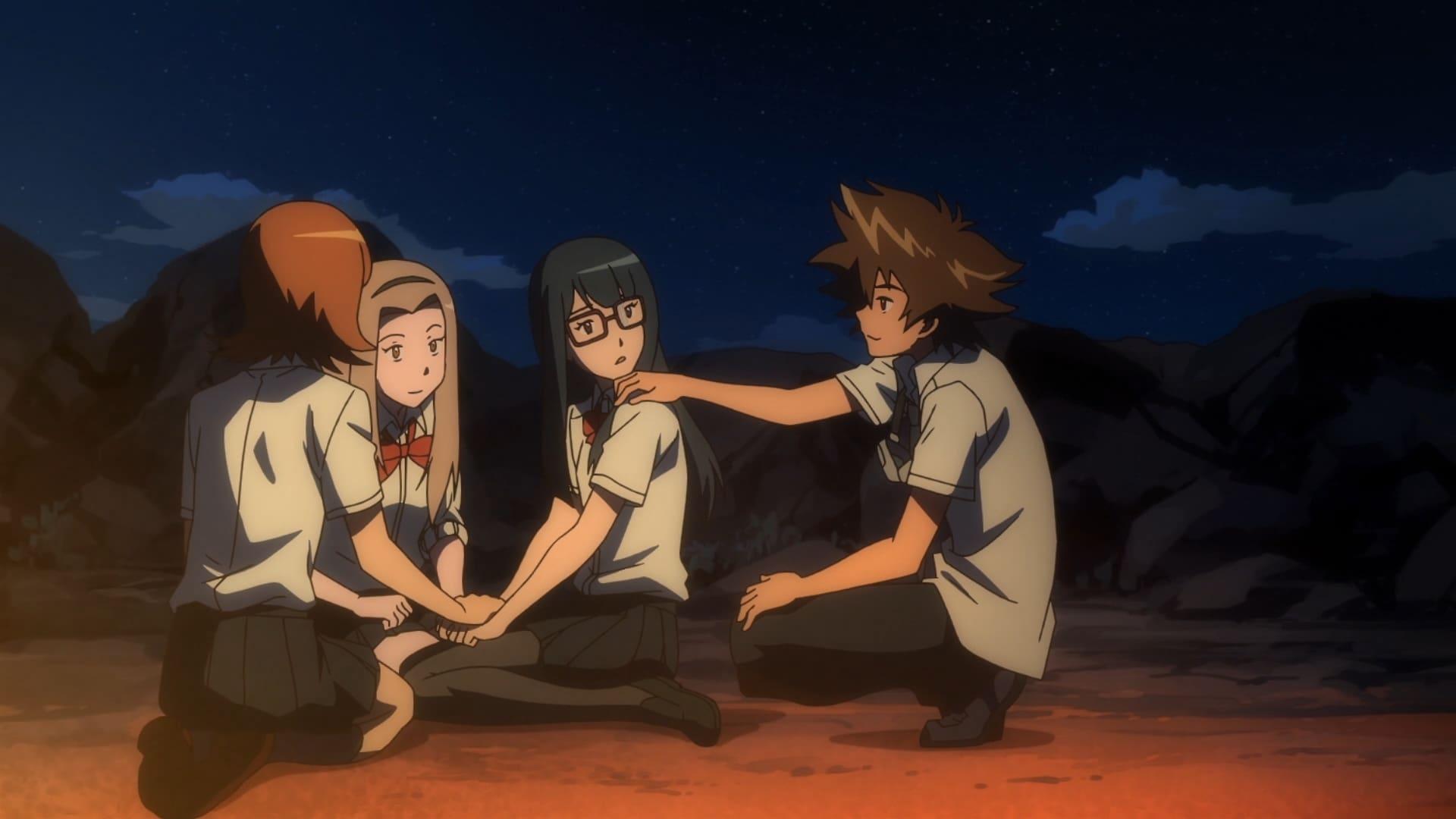 Regarder Digimon Adventure tri. 5: Symbiose en streaming gratuit