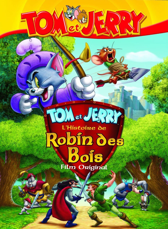 Tom et Jerry – L'Histoire de Robin des Bois