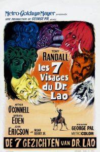 Les 7 Visages du docteur Lao