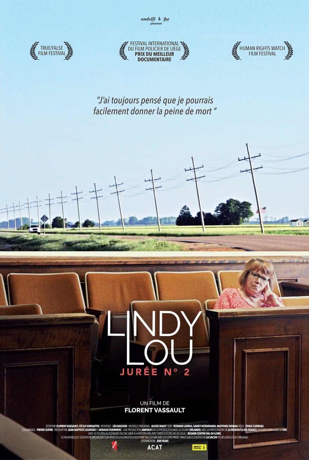 Regarder Lindy Lou, Jurée numéro 2 en streaming gratuit