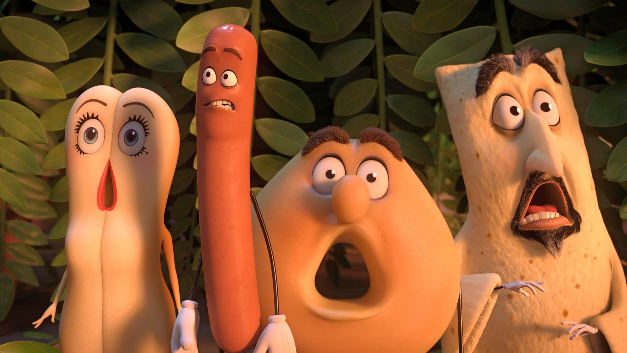 Regarder Sausage Party en streaming gratuit