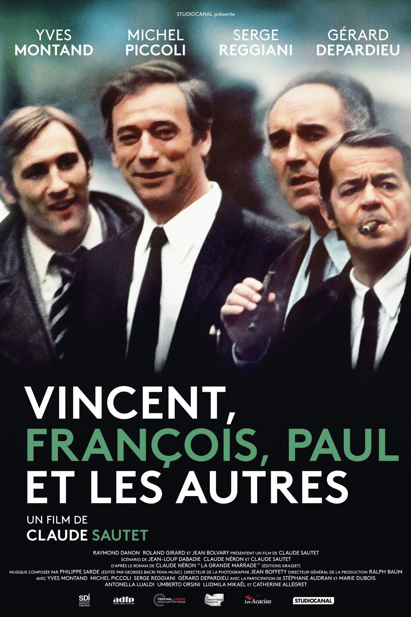 Vincent, François, Paul… et les autres