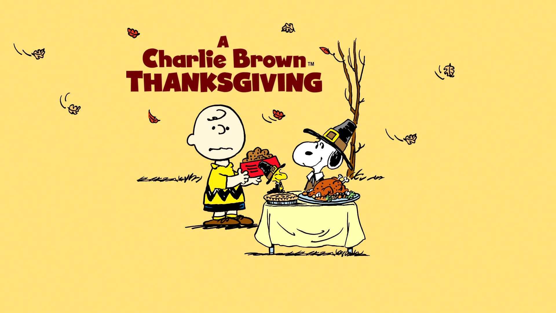 Regarder A Charlie Brown Thanksgiving en streaming gratuit