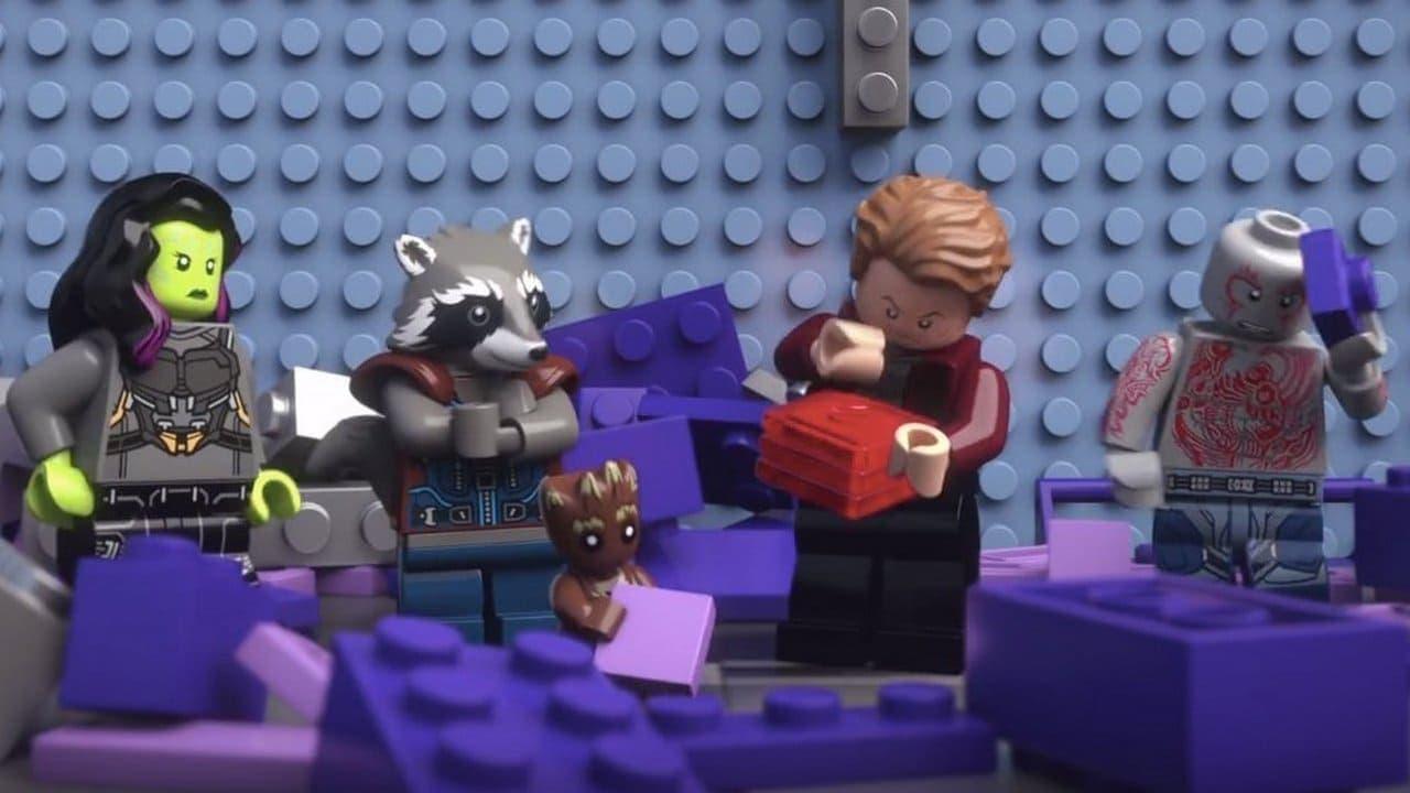 Regarder Lego Marvel Super Heroes – Gardiens de la Galaxie La Menace De Thanos en streaming gratuit