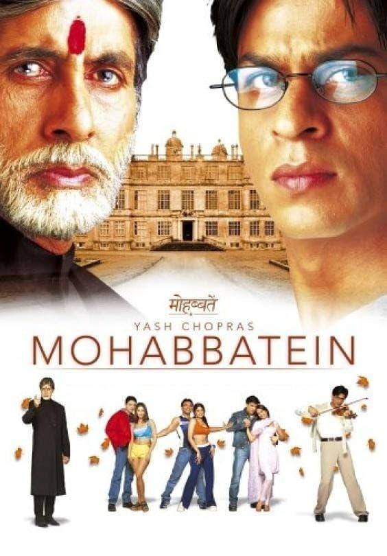 Mohabbatein (l'espression de l'aamour)