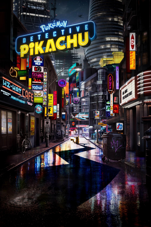 Regarder Détective Pikachu en streaming gratuit